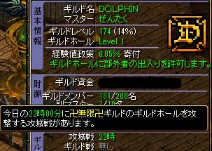 ドルフィン~攻め8.22