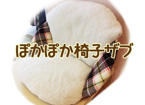 2015ぽかぽか椅子ザブ③
