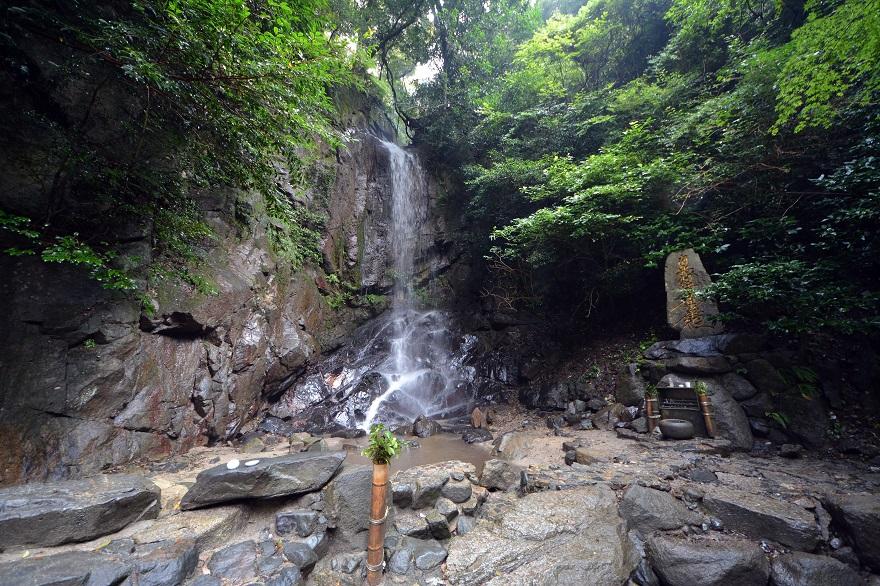 桃尾の滝 (1)