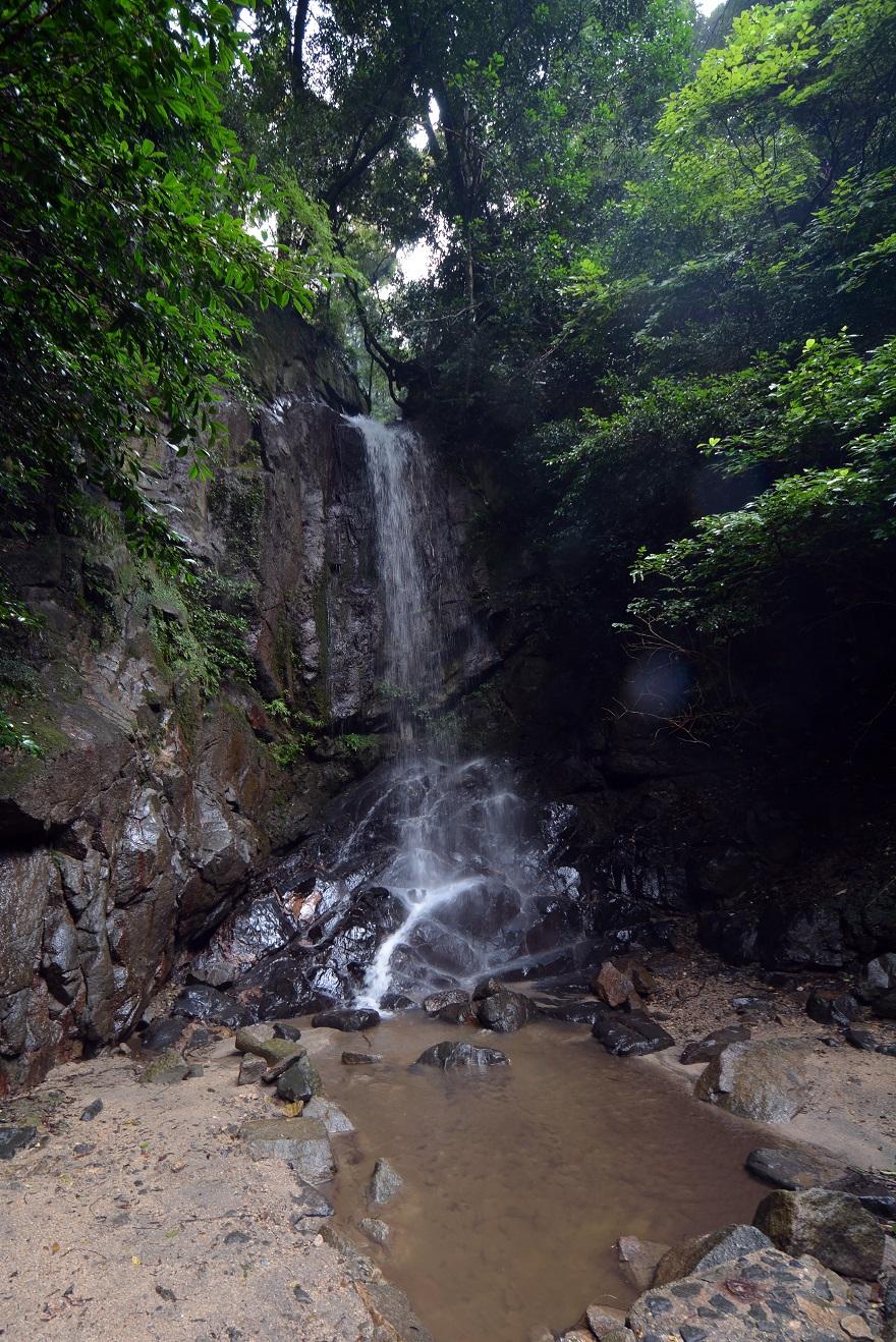 桃尾の滝 (2)