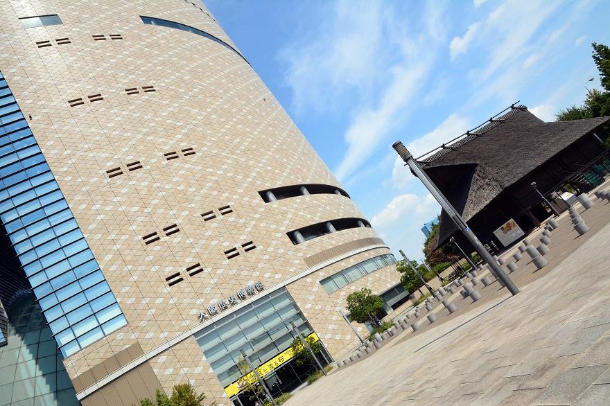 大阪歴史博物館2015 (1)
