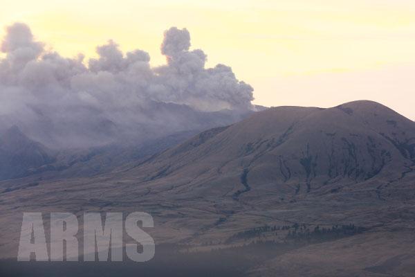 阿蘇山 噴火 火山列島
