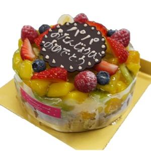 フルーツタルト パパのバースデーケーキ