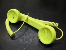 受話器・iphone1