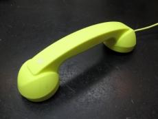受話器・iphone2