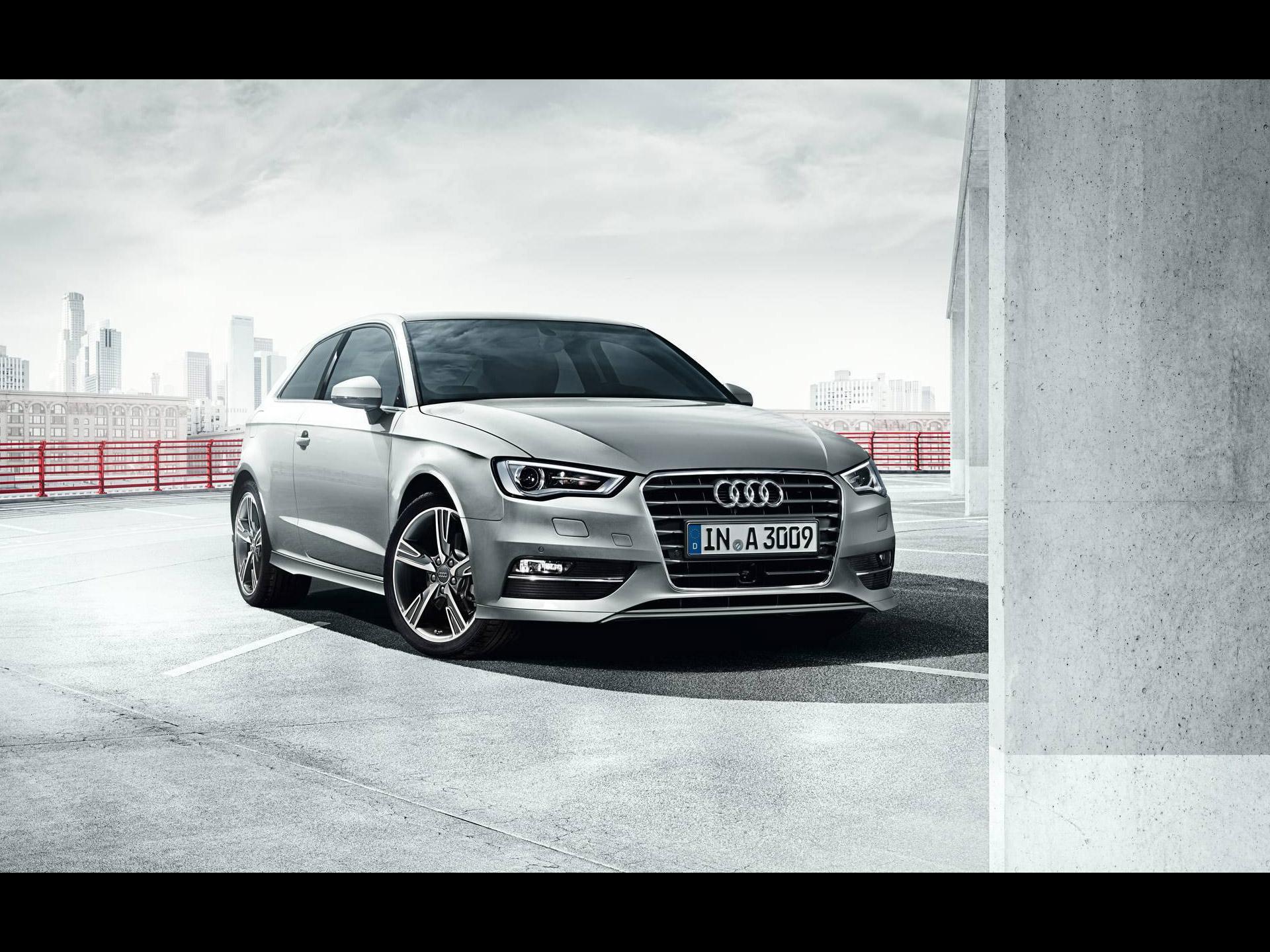 Audi A3 2015 アウディに嵌まる 壁紙画像ブログ