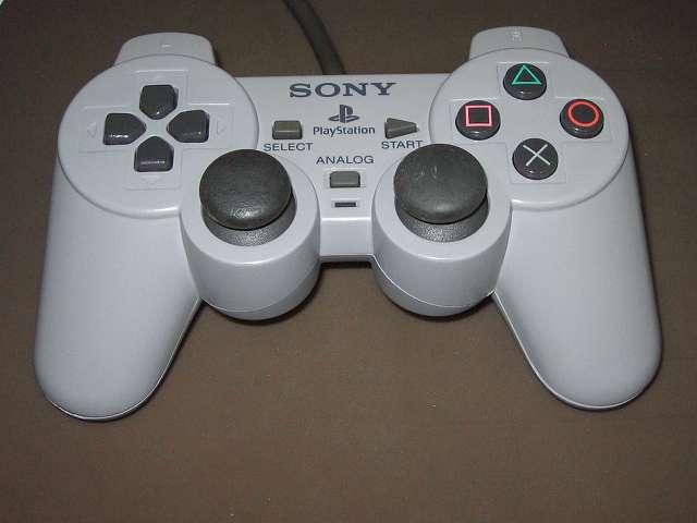 PS プレイステーションコントローラー DUALSHOCK デュアルショック SCPH-1200 メンテナンス、組立作業 組立完了