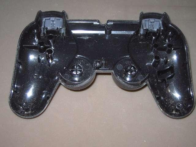 PS2 プレイステーション2 コントローラー DUALSHOCK 2 デュアルショック2 SCPH-10010 メンテナンス、分解作業 コントローラー本体下部プラスチックカバー