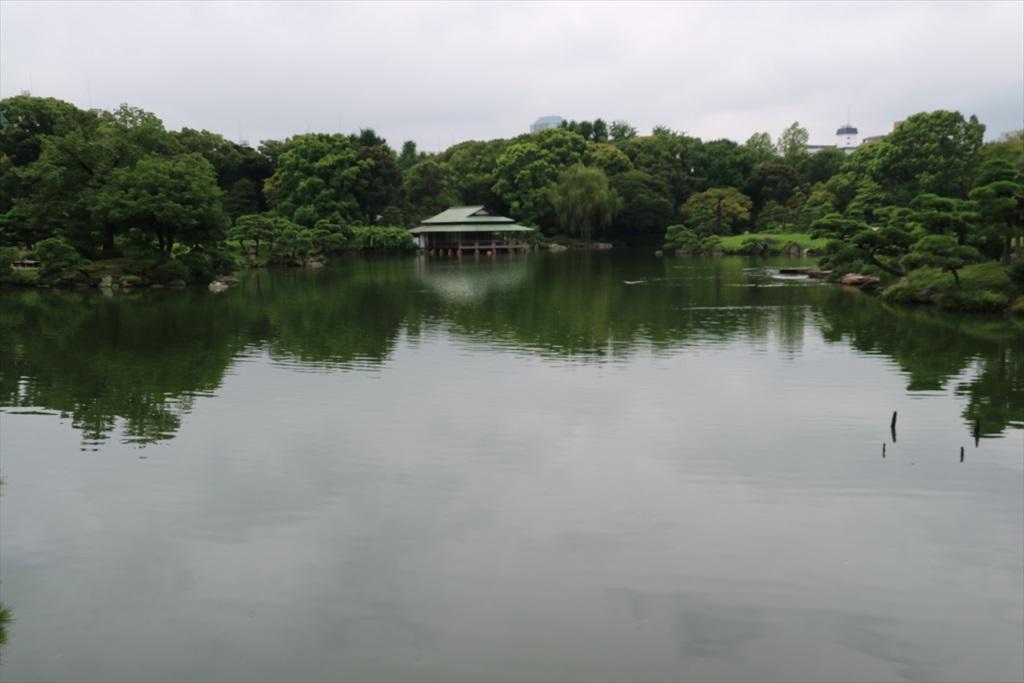 美しい池の景観(2)_1