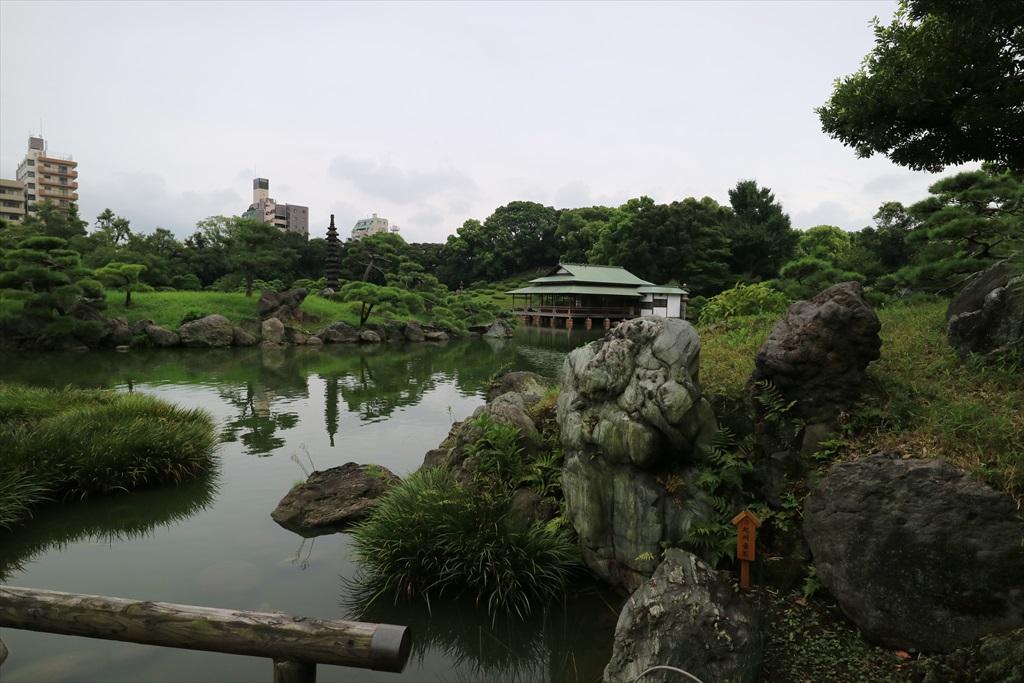美しい池の景観(4)_14