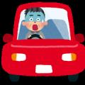 交通事故(瞬間
