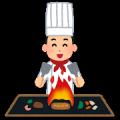 食・鉄板焼き