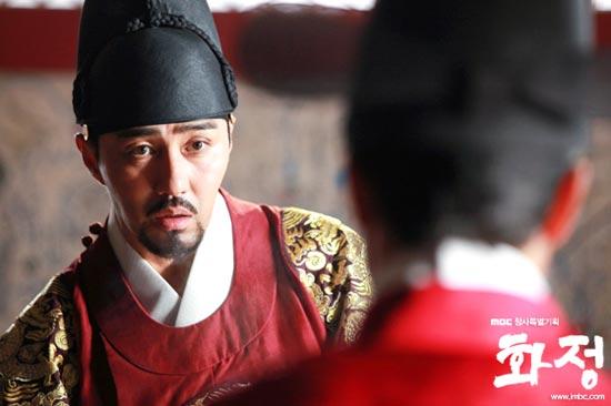 チャスンウォン 華政 ファジョン 光海君 クァンヘグン