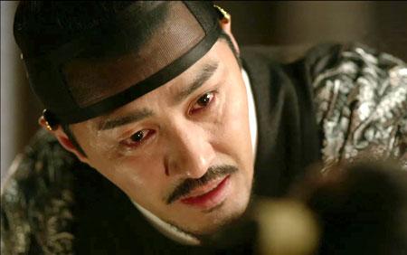 チャスンウォン 華政 光海君 クァンヘグン