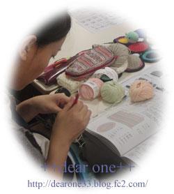 編み物教室150910_4