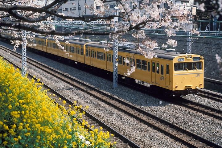 s62東中野_総武・中央線各駅停車103系_001