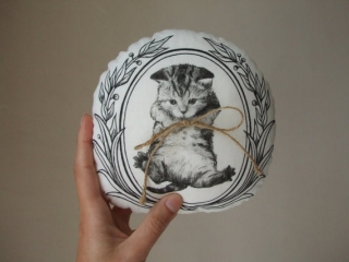 猫_リングピロー_カスタマイズ_オーダーメイド