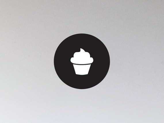 カップケーキ_マックブックステッカー_macbook_etsy
