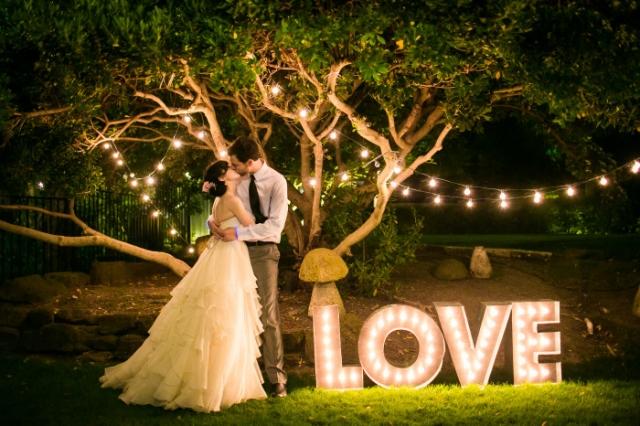 マーキーライト_結婚式_ウェディング