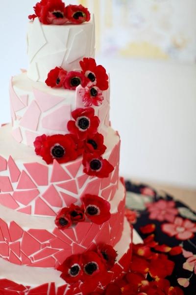 ウニッコ_ウェディングケーキ