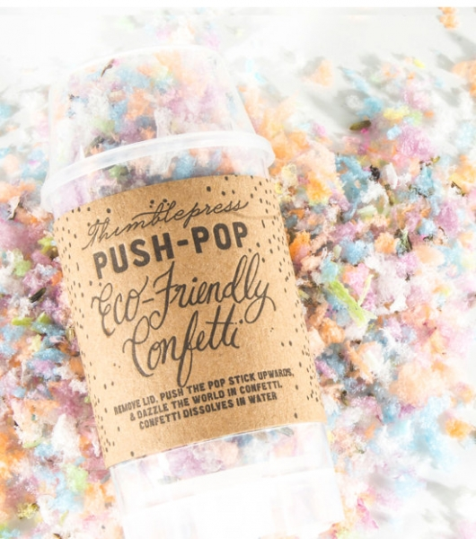 The Original Push-Pop Eco-Friendly Confetti
