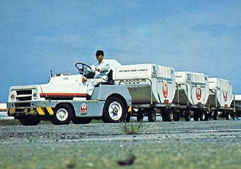 豊田自動織機・TD20