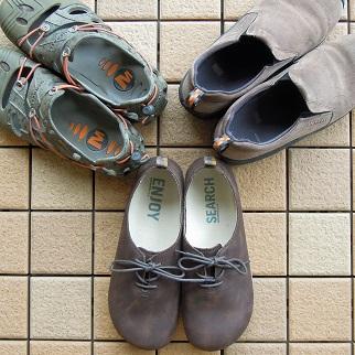 MERRELLの靴
