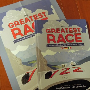 """THE GREATEST RACE""届く"