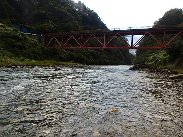 2015最後の渓流釣り7