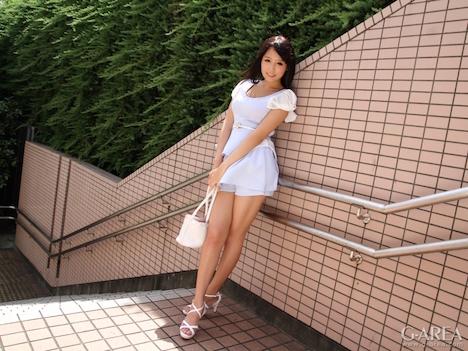 【G-AREA】あどけなさが残る顔と巨乳に目がいく女子大生! まお(3)