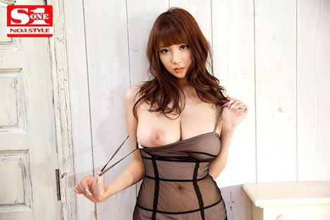 【新作】新人NO 1STYLE AVデビュー RION(5)