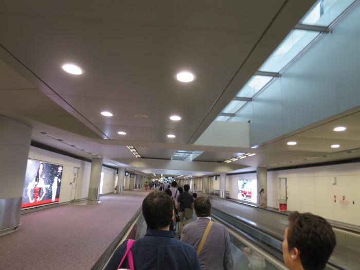 カイタック国際空港 香港 キャセイパシフィック