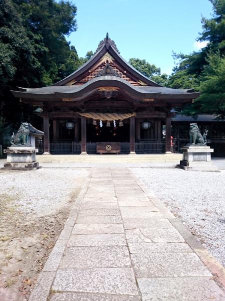 和霊神社本殿