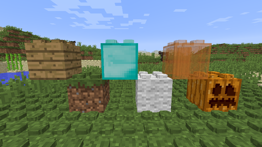 レゴブロックモデルリソースパック-1