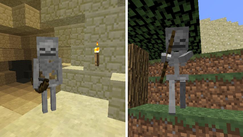 Minecraft 1-9 update-12