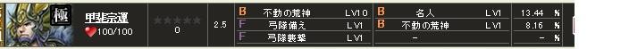 甲斐宗運 テーブルS1