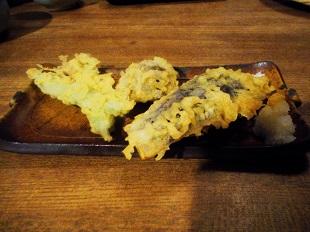 ④野菜天ぷら