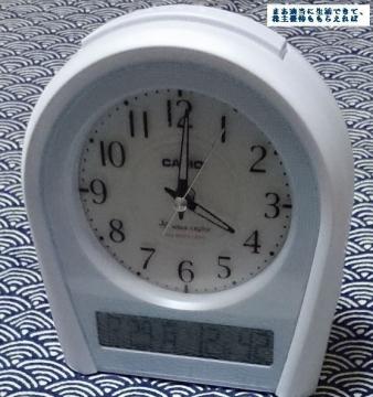 ビックカメラ 購入履歴(デジタル時計) 201402