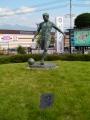 JR韮崎駅 球児の像