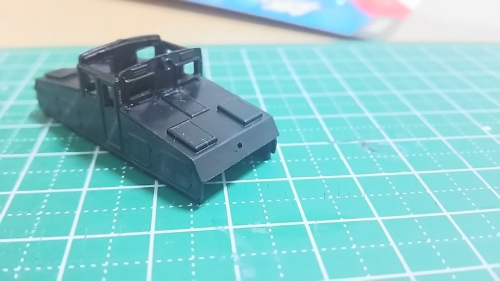 川崎20t凸型機関車6