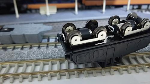 川崎20t凸型機関車22
