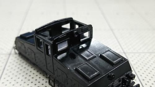 川崎20t凸型機関車48