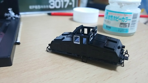 川崎20t凸型機関車51