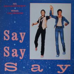 Paul McCartney Michael Jackson - Say Say Say1