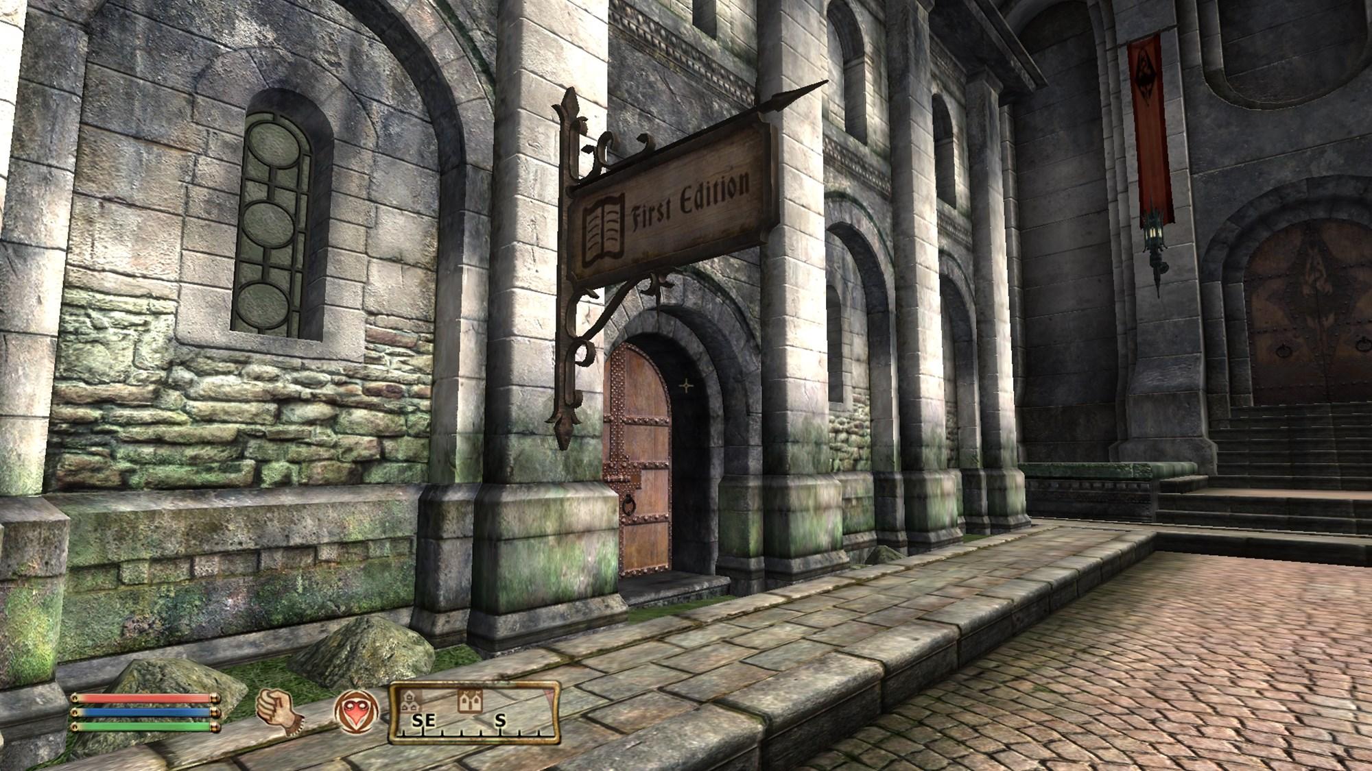 『Oblivion -Joeのシロディール紀行-』 第38話「How can we meet The Mythic Dawn?」