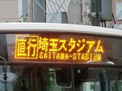 東武CE車LED表示2(足立ナンバー車)