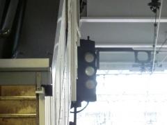 池袋2・3番出発信号機