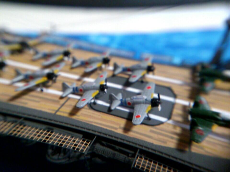 艦載機 零式艦上戦闘機