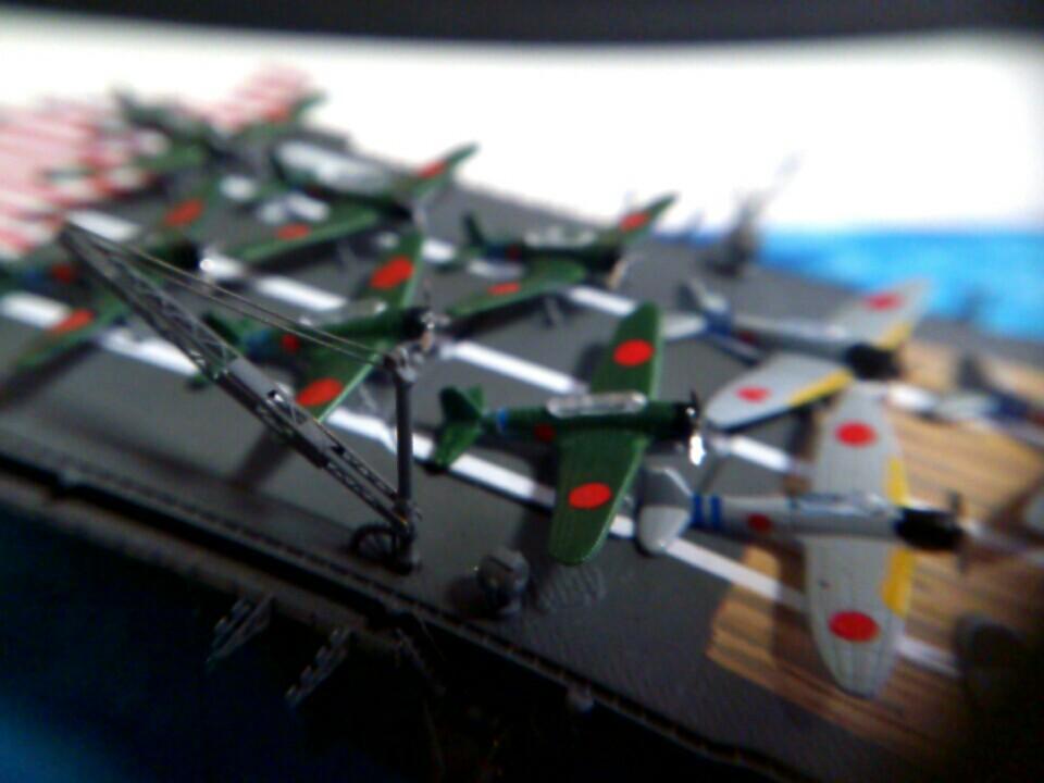 艦載機 九七式艦上攻撃機