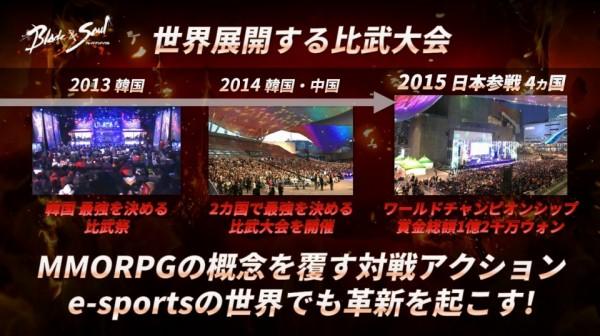 基本プレイ無料のファンタジーMMORPG『ブレイドアンドソウル』 世界最強プレイヤーを決めるワールドチャンピョンシップに日本メンバー参戦決定